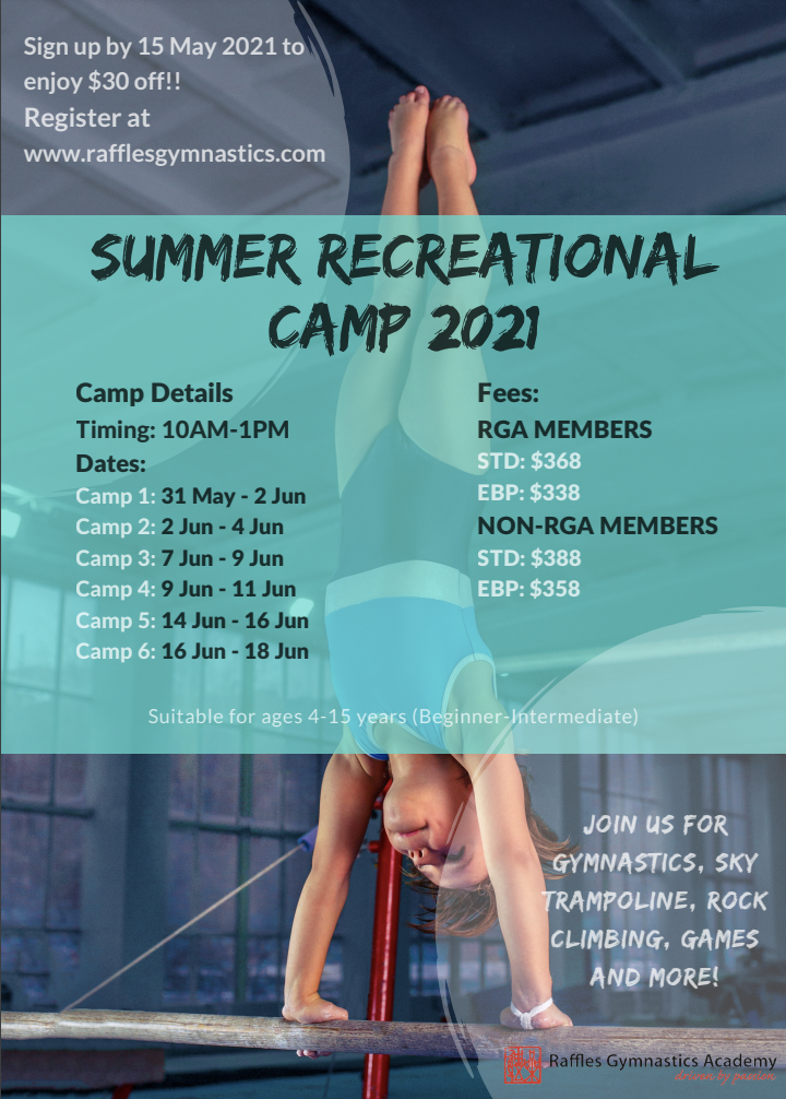 RGA Summer Camp 2021